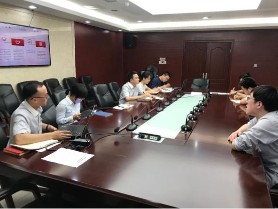 """统发部组织召开""""十四五""""亚博体育苹果app健康事业规划培训会"""